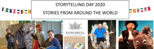 Storytelling Day - Stories from Around The World