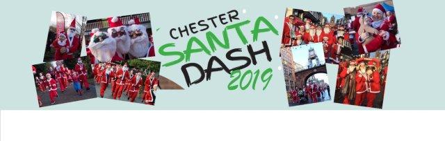 Chester Santa Dash 2019