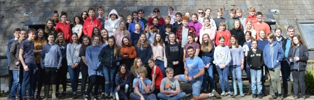 Youth Weekend Away 2020