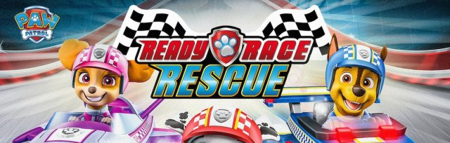 Paw Patrol - Ready Race Rescue at Leopardstown Racecourse