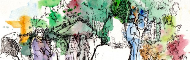 Sketch with confidence – developing drawing skills for garden designers
