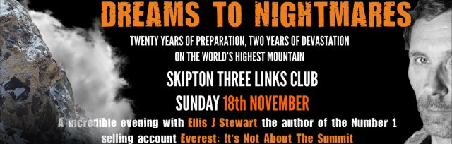 Everest: It's Not About the Summit Book Tour