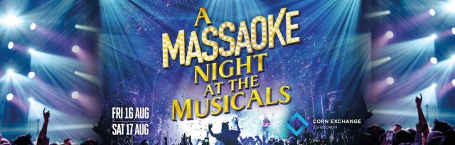 "A Massaoke ""FRIDAY"" Night at the Musicals"