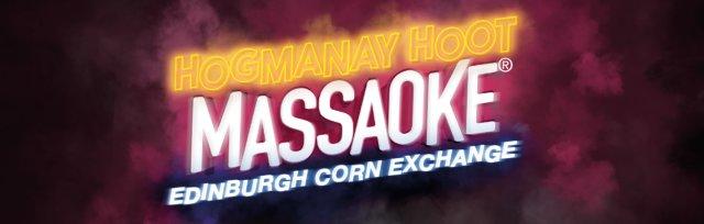 Hogmanay Hoot Massaoke