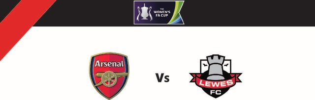 Arsenal v Lewes - Women's FA Cup 5th Round (COACH TRAVEL ONLY)