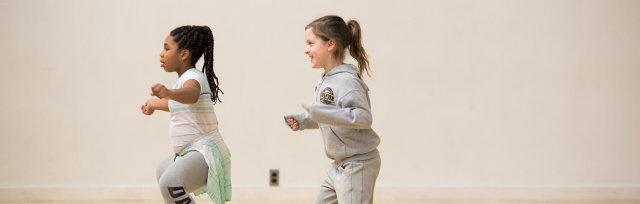 Virtual Youth Dance Combo Program: Ballet/Hip Hop