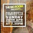 The Big Room - Folk and Roots image