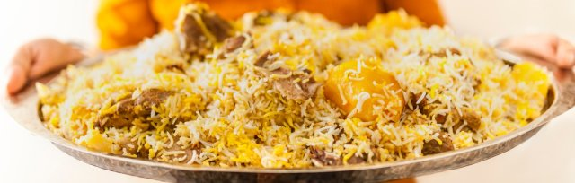 BIRYANI SUPPERCLUB LUNCH