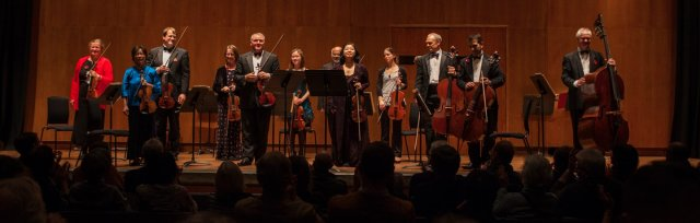 Sunday Concert: Chamber Ensemble of London