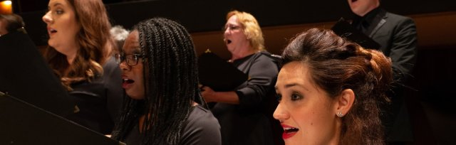 Inland Master Chorale presents Songs of the Underground Railroad
