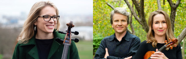 Sunday Concert: Trio Concertante