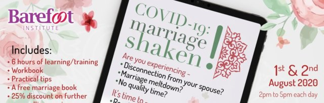 Covid-19: Marriage Shaken