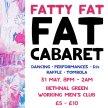 FATTY FAT FAT CABARET CLUB image