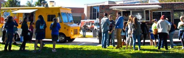 5th Annual Food Truck Jamboree