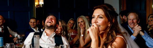 Wedding Speech Workshop - Cheltenham