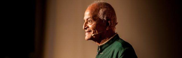 Spiritual Talks Series with Satish Kumar - The Power of Gratitude