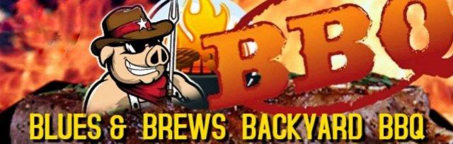 BLUES & BREWS BACKYARD BBQ