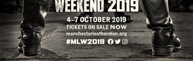 Manchester Leather Weekend 2019