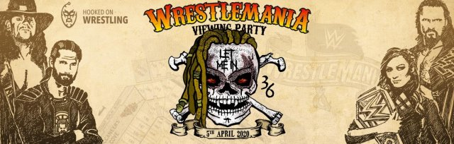 London Victoria: VIP WrestleMania XXXVI Viewing Party