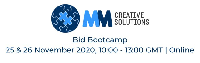 MM Creative Solutions Bid Bootcamp