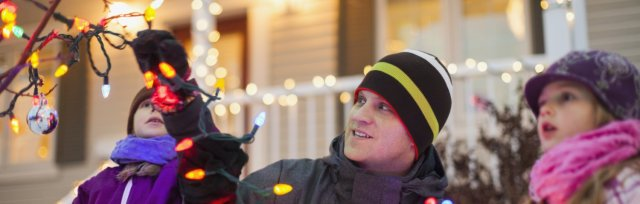 Wirral Christmas Lights Trail