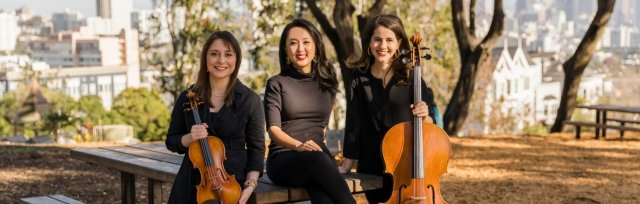 Berkeley Chamber Performances presents the Curium Trio