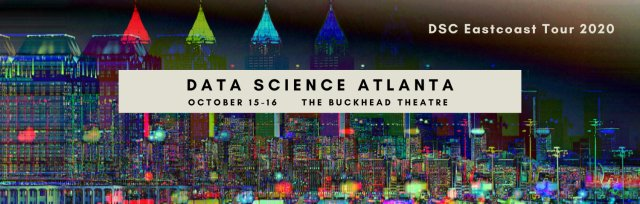 Data Science ATL Conference 2020