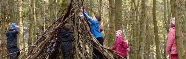 Forest School Basics CPD (with Get Out More)
