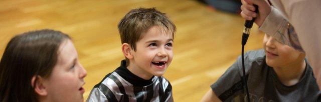 Childrens Comedy Workshop (ages 7 - 9) - Norton Lindsey