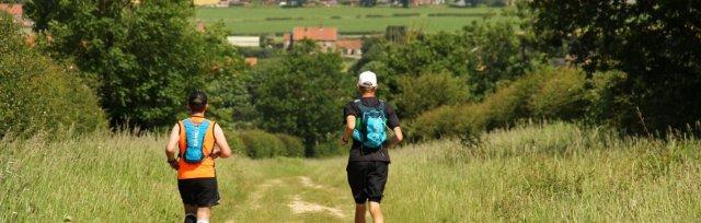 Trail Running Escapes Burnham Deepdale