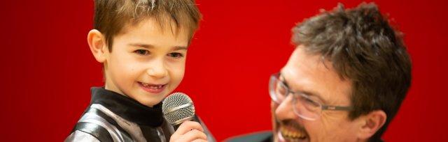Children's Comedy Workshop (ages 7-9) - Warwick