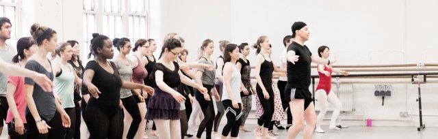 Wednesday Online Beginner/Improver Ballet