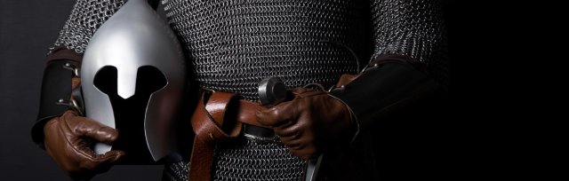 Swashbuckling Cornwall- Questing Knights