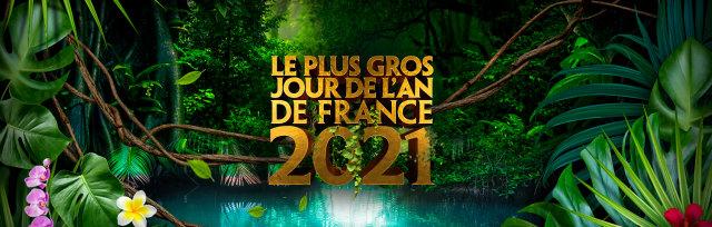 LE PLUS GROS JOUR DE L'AN DE FRANCE 2021