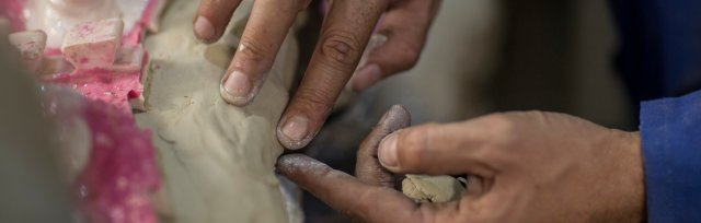 Ancient plaster: casting light on a forgotten sculptural material (Day 2)