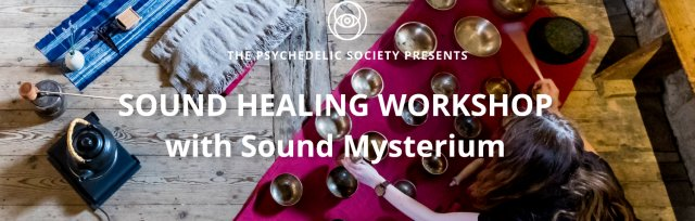 Sound Healing Workshop with Sound Mysterium