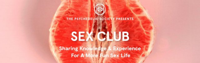 Sex Club: (No) Sex & Intimacy In Isolation