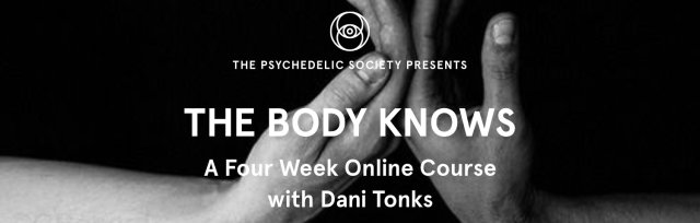 The Body Knows: A Four Week Online Course