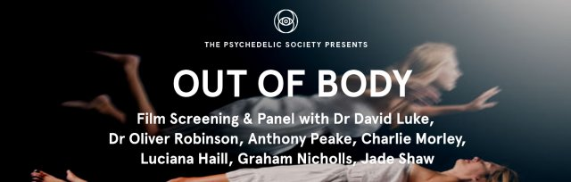 Out of Body - Film Screening & Panel Discussion