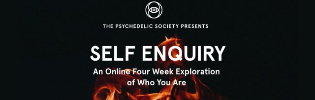 Self Enquiry: An Online Four Week
