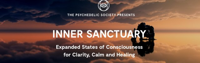 Inner Sanctuary: Expanded States for Clarity, Calm & Healing