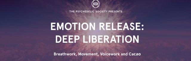 Emotion Release: Deep Liberation