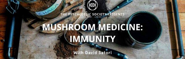 Mushroom Medicine: Immunity