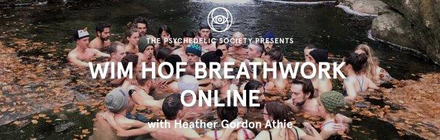 Wim Hof Method Breathwork Online!