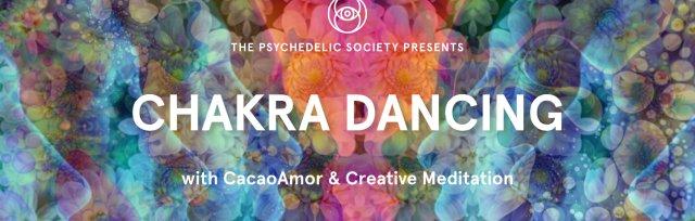 Chakra Dancing with Cacao & Creative Meditation