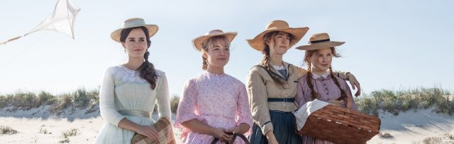 Little Women (cert U). Screening starts 7.30pm