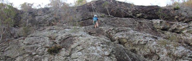 Beginner Rock Climb