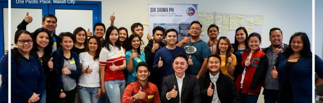 "Lean Six Sigma Yellow Belt Certification Workshop (Wave 89) by Rex ""The Six Sigma Guy"""