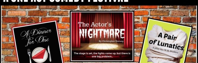 A One Act Comedy Festival