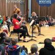 Flute, clarinet & bassoon - BATH image